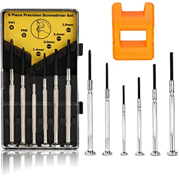1pcs Multi-Use Micro Precision Head Small Screwdriver Watchmaker Electronics Computer Repair Tool Kit Mexi Color Random