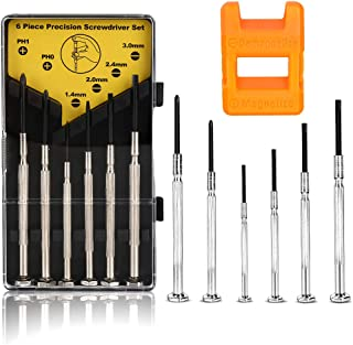 6PCS Mini Screwdriver Set, Precision Maintenance Tools, Suitable for Watches, Glasses, Jewelry