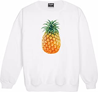 4d7acf19c0 Minga London Pineapple Sweater Top Sweatshirt Women s Fruit Tumblr