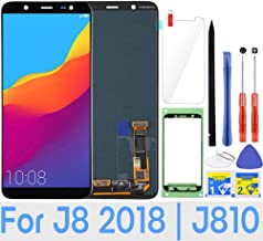 iFixmate J8 2018 LCD Screen Replacement Touch Display Screen Digitizer Assembly 6.0