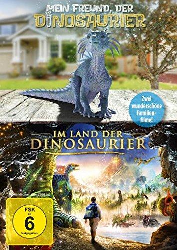 Mein Freund, der Dinosaurier / Im Land der Dinosaurier [2 DVDs]