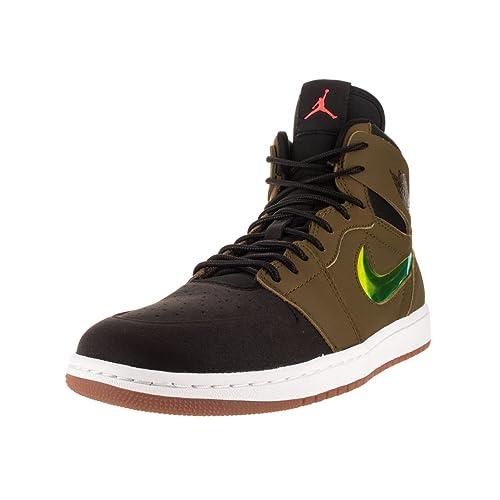 new arrival 8149b 7c175 Mens Green Air Jordan Shoes: Amazon.com