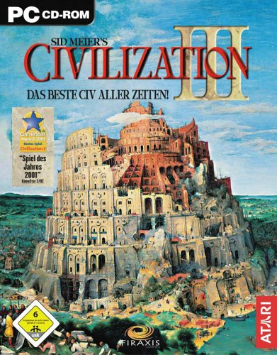 Civilization III (Software Pyramide)