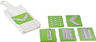 Amazon Brand - Solimo 6-in-1 Shredder and Slicer