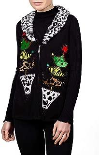 Best plus size christmas sweater vests Reviews