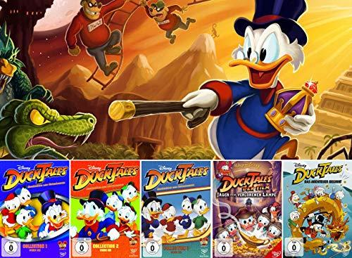 Ducktales: Geschichten aus Entenhausen Collection 1 + 2 + 3 + Ducktales: Der Film + Ducktales: Das Abenteuer beginnt
