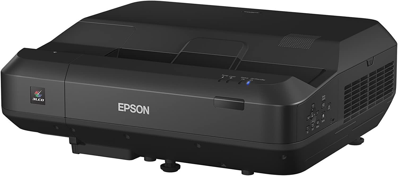 Epson Home Omaha Bargain Mall Cinema LS100 3LCD Projector Short-Throw Digita Ultra