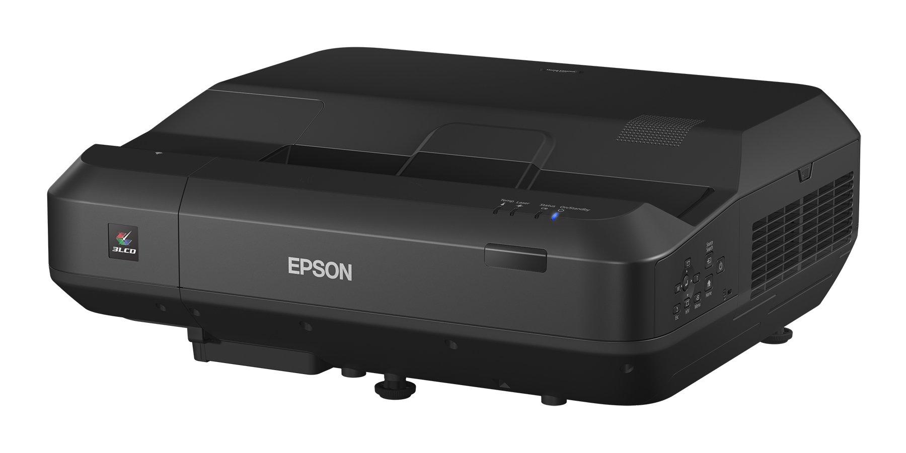 Epson LS100 Short throw Projector Brightness