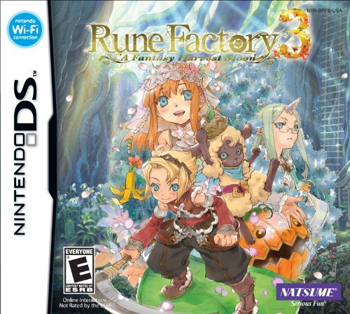 Rune Factory 3: A Fantasy Harvest Moon by Solutions 2 Go, Inc.