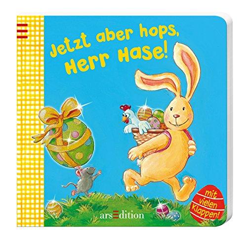 Jetzt aber hops, Herr Hase!