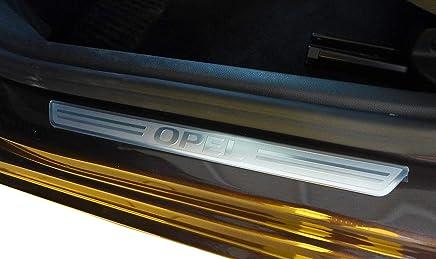 Accesorios Originales Opel - Embellecedores para los umbrales de ambas puertas delanteras. Crossland X,