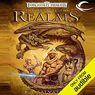 The Best of the Realms cover art