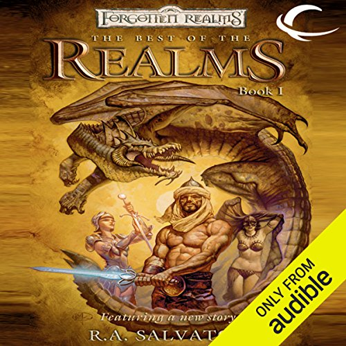 The Best of the Realms audiobook cover art