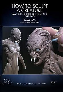How to Sculpt a Creature: Maquette Sculpting Techniques - Part 2