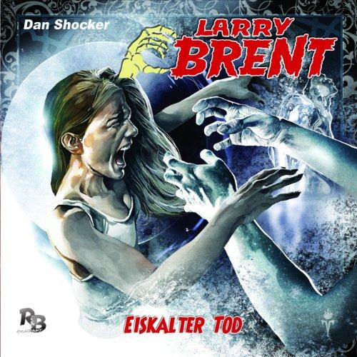 Eiskalter Tod (Larry Brent 14) Titelbild