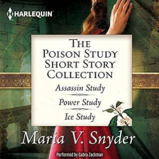 The Poison Study Short Story Collection cover art