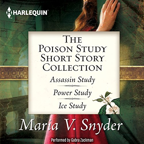 Couverture de The Poison Study Short Story Collection