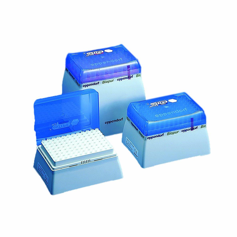 Eppendorf 022492314 Sterile epTIPS Pipette 100-500 Max 73% OFF Tip Max 64% OFF Racks in