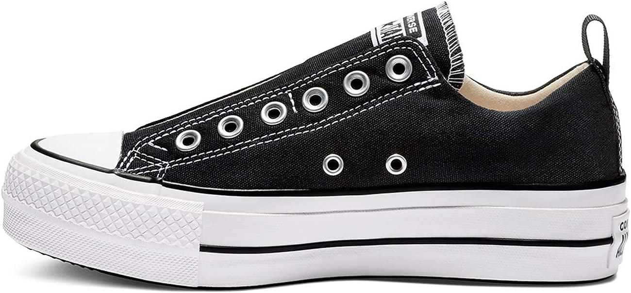 Shoes CTAS Fashion OX 563456C Black