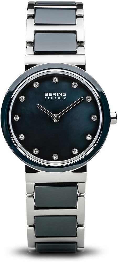 Bering orologio analogico donna in acciaio inossidabile 10729-787
