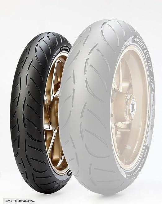 KTM 990 SM T 2009 Metzeler Sportec M7-RR M Front Tyre 58W for sale online 120//70 ZR17