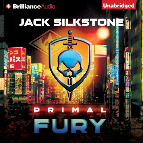PRIMAL Fury audiobook cover art