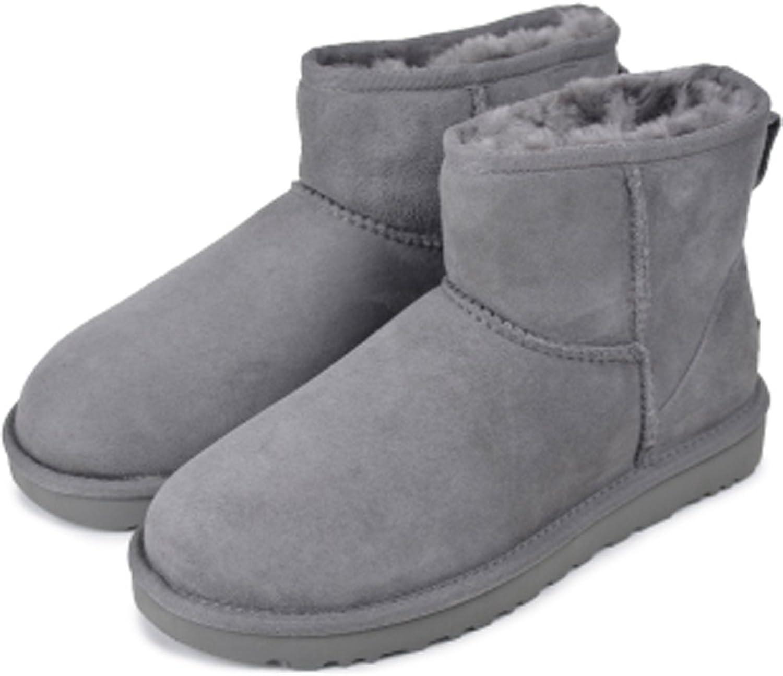 Stiefel Größe 37 Grau (Grau Nubuk)  Beste Preise und frischeste Styles
