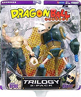 Dragonball Trilogy Action Figure 2Pack General Blue Pirate Robot