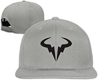 Fitted Hats with Rafael Nadal Logo Man's