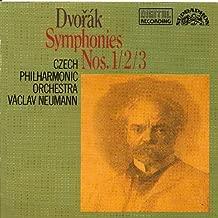 Dvorak;Symphonies 1