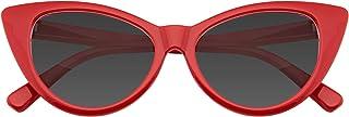 Emblem Eyewear - Mode Féminine Astuce Vintage Fait Cat Eye Lunettes De Soleil