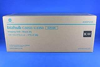 Konica Minolta A3GP01D IUP22K Bizhub C3350 C3850 Drum (Black) in Retail Packaging