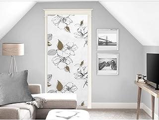 Soleil d'ocre Lucile Voilage, Voile, Brise bise, Polyester, Blanc, 90 x 200 cm