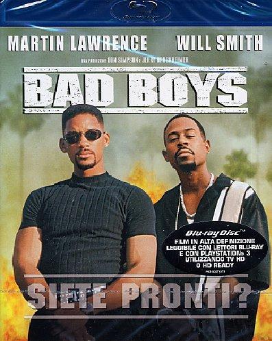 Bad boys [Italia] [Blu-ray]