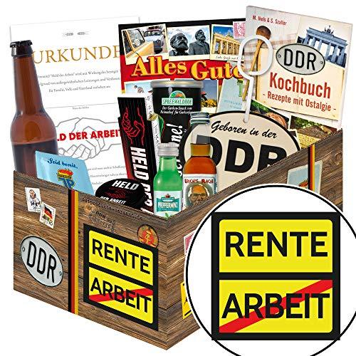 Rente / Männer Geschenk Ost / Rente Geschenke Frauen