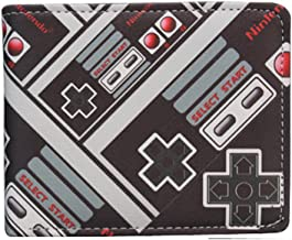 Nintendo NES Classic Controller Character Bifold Wallet