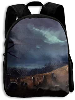 Jake Fashion Shop School Backpack Casual Daypack Travel Outdoor Backpack for Children