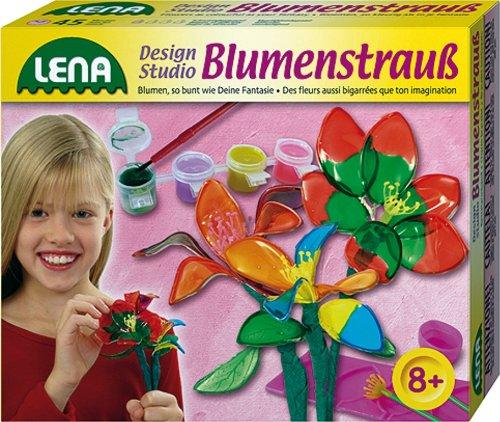 SIMM Spielwaren Lena 42011 – Kit de Bricolage Bouquet
