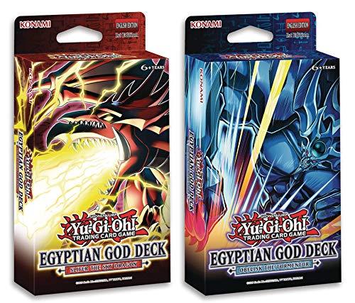 Yu-Gi-Oh! TCG: Cubiertas de Dios Egipcio: Slifer El Dragón del Cielo, Obelisco El Tormentor