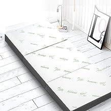 Giselle Bedding Tri-Fold Foam Mattress Portable Floor Mat Pad Bed