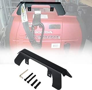 Opall Generator Theft Deterrent Bracket Protection for Honda Generator EU2200i, EU2000i, EU2000i Companion, EU2000i Camo Generator 63230-Z07-010AH