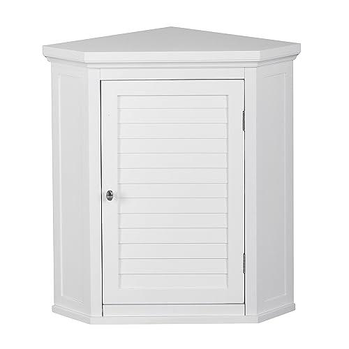 Corner Cabinet With Doors Amazon Com