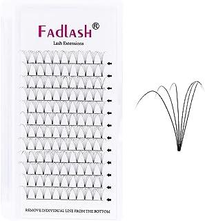 Premade Lash Extensions 6D 0.10mm D Krullen 13mm Lengte Russian Volume Eyelash Extensions Pre gemaakt Fans