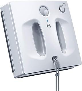 HUTT Robot Limpiador Ventanas, Robot Limpieza Vidrio Función Transmisión Voz, Tanque Agua Inteligente 150ML, Grosor 7,6CM ...