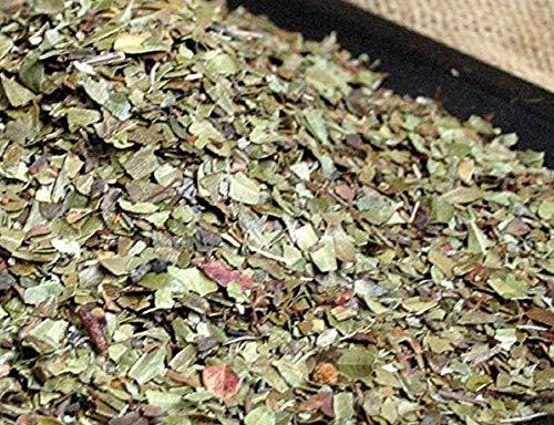 Krauterino24 - Bärentraubenblätter geschnitten, Menge:500g