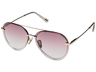 DIFF Eyewear Lenox (Rose Crystal/Rose) Fashion Sunglasses