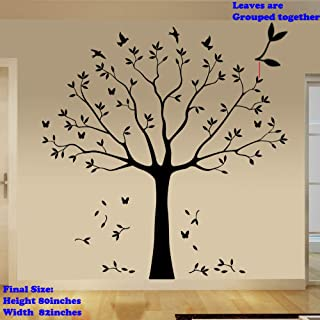 Chris Giant Family Photo Tree Wall Decor Wall Sticker Vinyl Art Home Decals Room Decor Mural Branch Wall Decal Stickers Living Room Bed Room