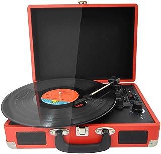 PRIXTON VC400 - Tocadiscos de Vinilo Vintage, Reproductor de