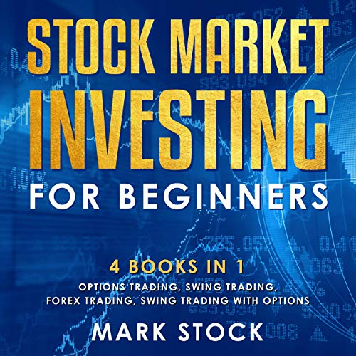 Couverture de Stock Market investing for Beginners: 4 Books in 1