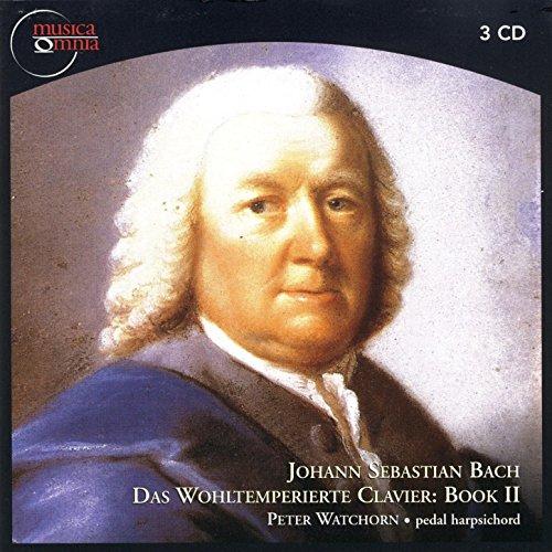 Fugue No. 24 in B Minor (a 3), BWV 893b